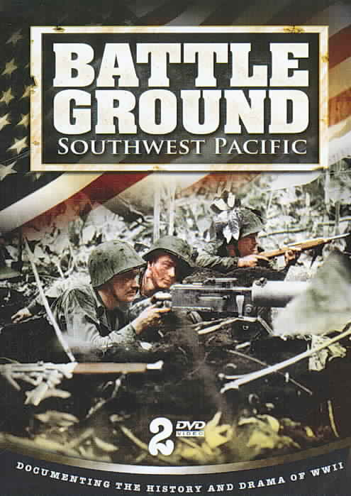 BATTLE GROUND SOUTHWEST PACIFIC (DVD)